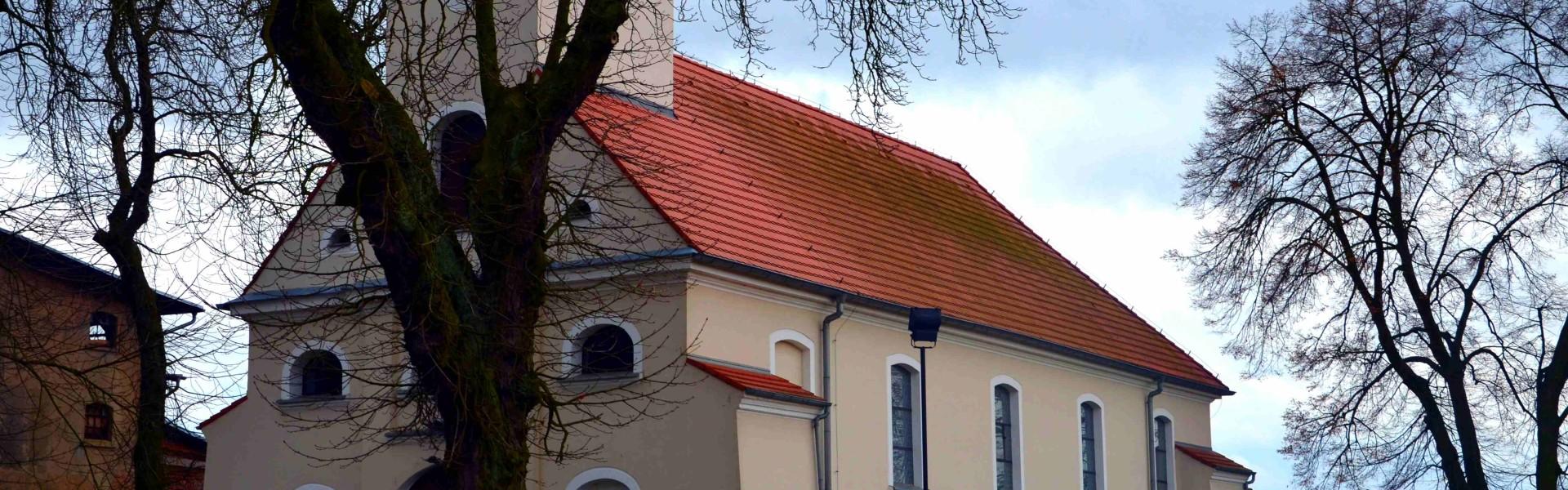 Parafia rzymskokatolicka pw. Nawiedzenia Najświętszej Maryi Panny w Luboszu  ARCHIDIECEZJA POZNAŃSKA